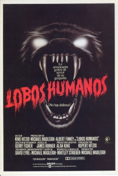 Poster Lobos Humanos