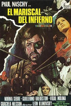 Poster El Mariscal Del Infierno