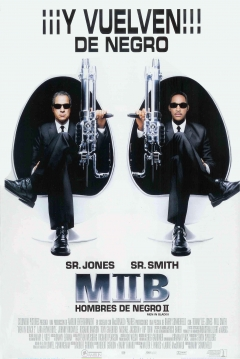 Poster Men in Black 2