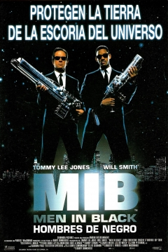 Poster Men In Black