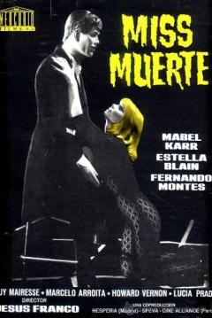 Poster Miss Muerte