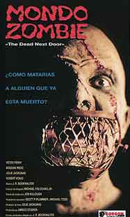 Poster Mondo Zombie