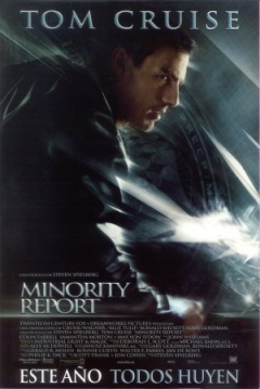 Poster Minority Report