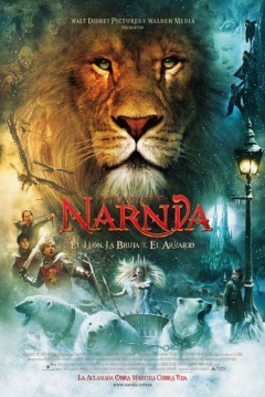 Poster Las Crnicas de Narnia: El Len, La Bruja y el Armario