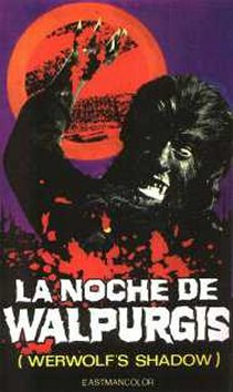 Poster La Noche de Walpurgis