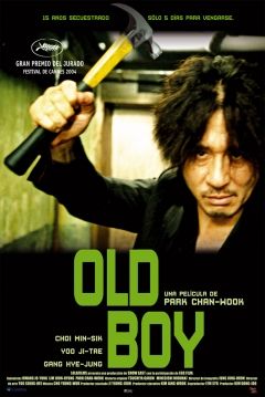 Poster Oldboy