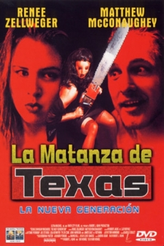 Poster La Matanza de Texas: La Nueva Generacin