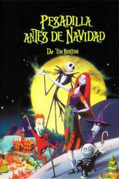 Poster Pesadilla Antes de Navidad