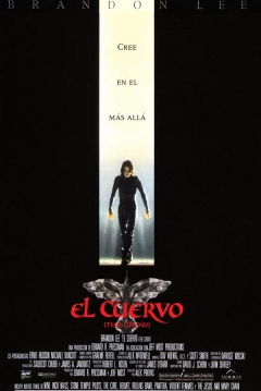 Poster El Cuervo