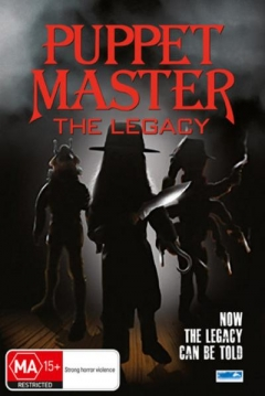 Poster Puppet Master 8: The Legacy