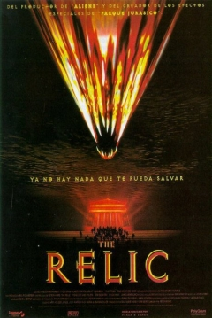 Poster The Relic