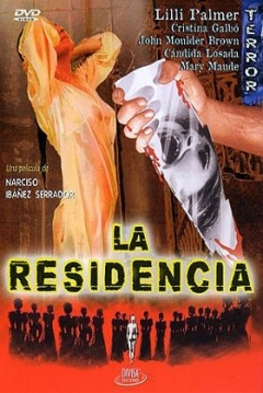 Poster La Residencia