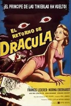 Ficha El Retorno de Drácula