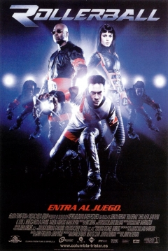 Poster Rollerball (Remake)