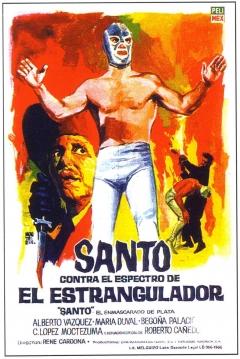 Poster Espectro Del Estrangulador