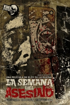 Poster La Semana Del Asesino