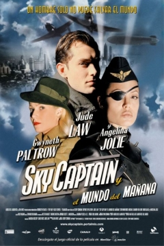Poster Sky Captain y el Mundo del  Maana