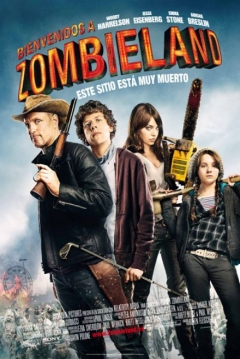 Poster Bienvenidos a Zombieland