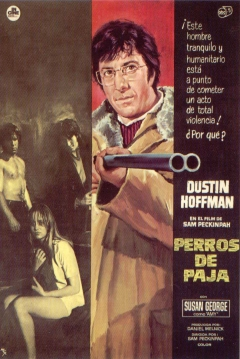 Poster Perros de Paja