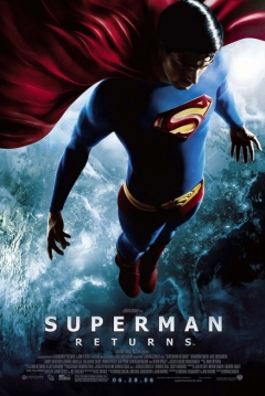 Poster Superman Vuelve