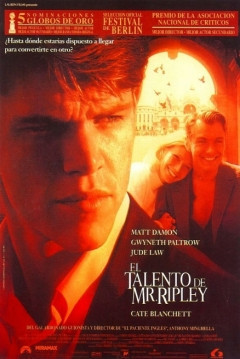 Poster El Talento de Mr. Ripley