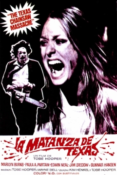 Poster La Matanza de Texas