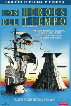 Poster Los Hroes del Tiempo