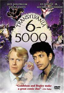 Poster Transylvania 6-5000