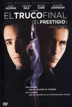Poster El Truco Final (El Prestigio)