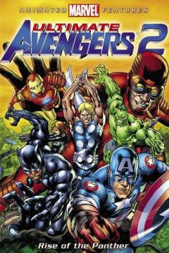 Poster Ultimate Avengers 2 (Los Vengadores)