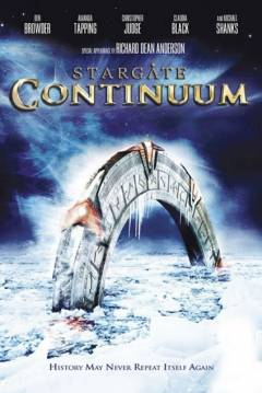 Poster Stargate: El Continuo