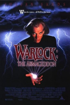 Poster Warlock 2: El Armageddn