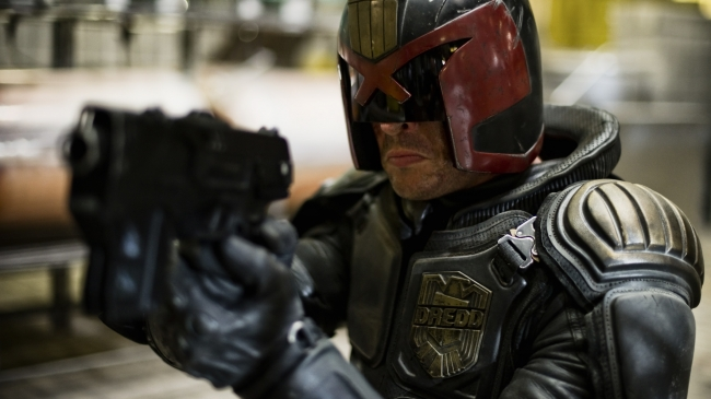 imagen de Dredd 3D