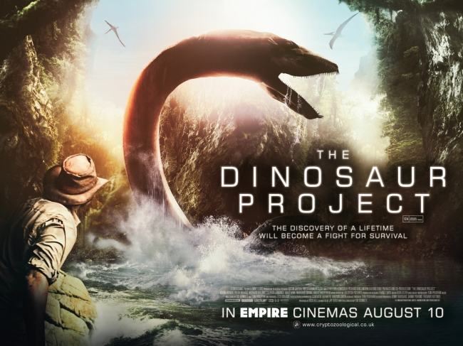 imagen de Proyecto Dinosaurio (The Dinosaur Project)