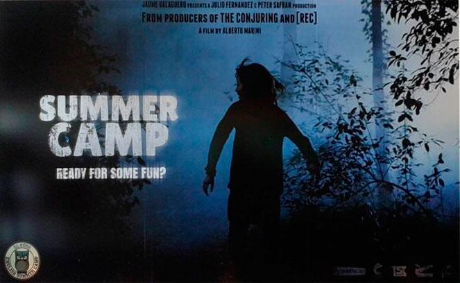 Resultado de imagen de summer camp pelicula