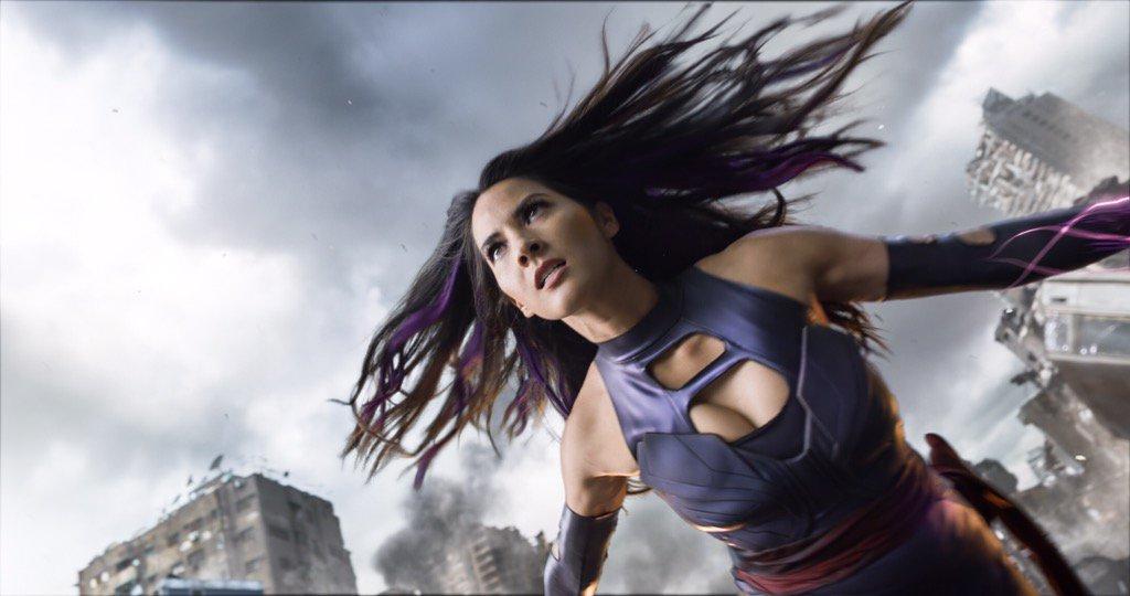 Nueva imagen de Psylocke en �X-Men: Apocalipsis�