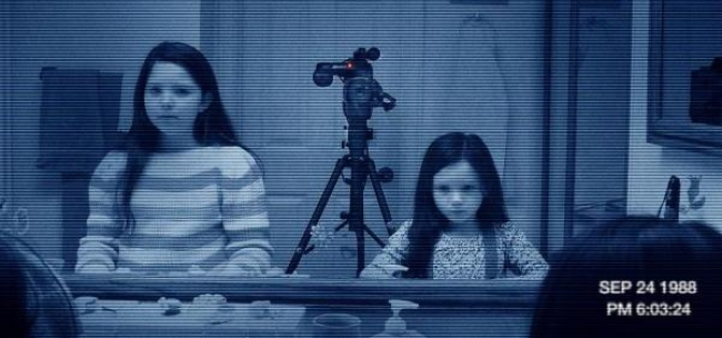 imagen de Paranormal Activity 3