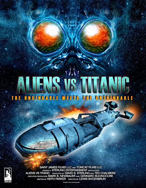 Titanic vs Alien