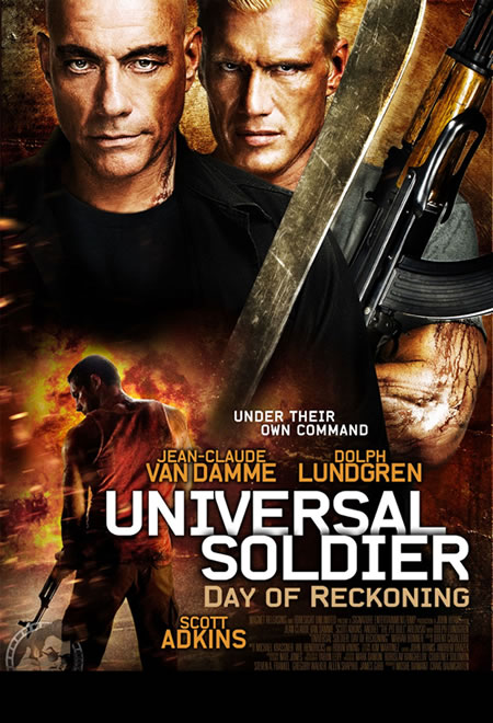 Soldado Universal 4: Day of Reckoning