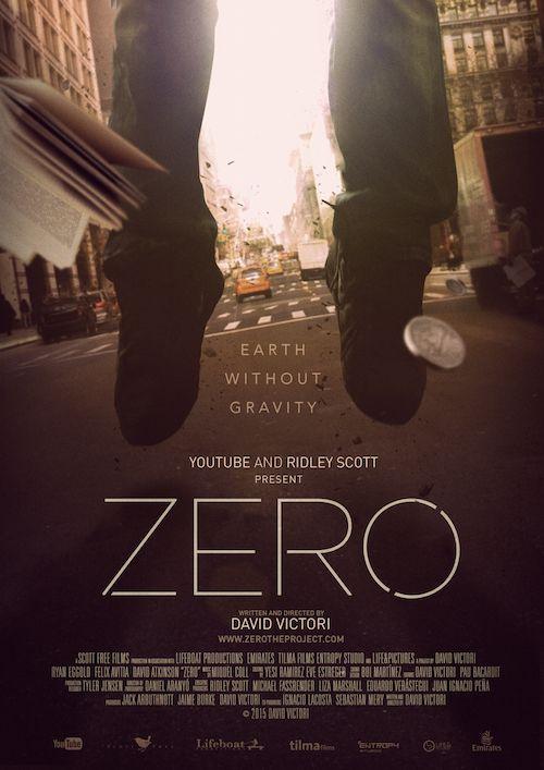 Nuevo teaser trailer y póster de 'Zero'