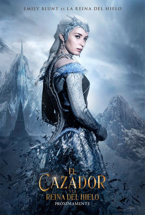 imagen de El Cazador y la Reina del Hielo