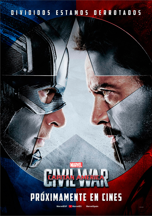 Capitán América 3: Civil War