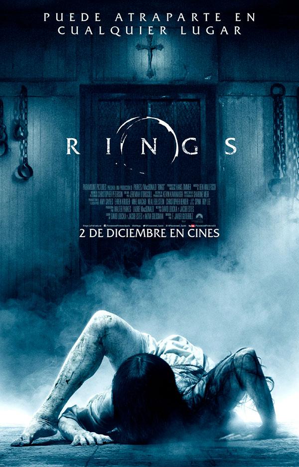 Resultado de imagen para the ring 3 poster