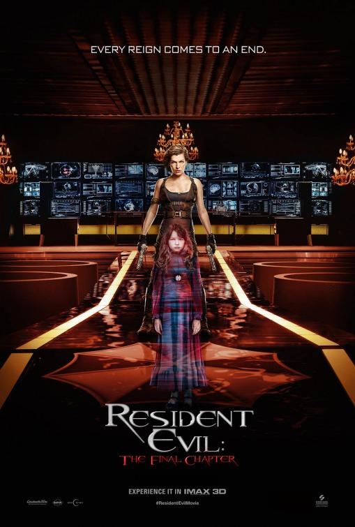 resident evil 6 peliculas online