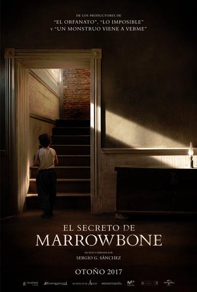 Resultado de imagen de gif del libro el secreto de marrowbone