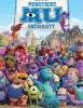estreno dvd Monstruos University