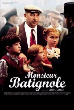 Poster Monsieur Batignole