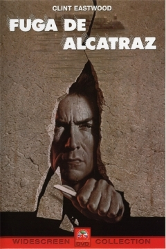 Poster Fuga de Alcatraz