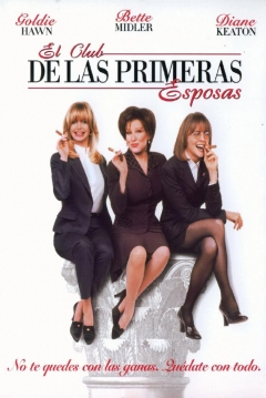 Poster El Club de las Primeras Esposas