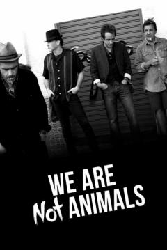 Poster No Somos Animales